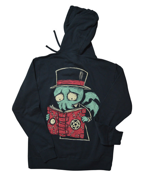 Akumu Ink The Necromancer Unisex FLEECE Hoodie