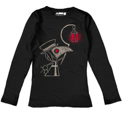 Plague Seeker Women Long Sleeve Tshirt