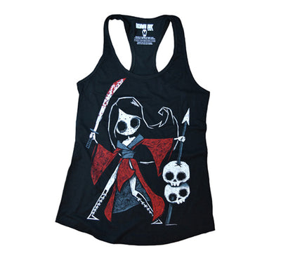 Akumu Ink The Last Tokyo Women Tanktop, Women Shirts, Akumu ink, goth, emo