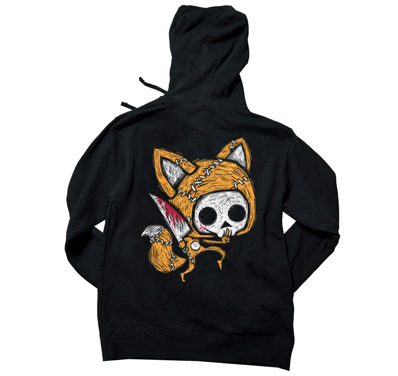 Akumu Ink Bloody Little Secret Unisex FLEECE Hoodie