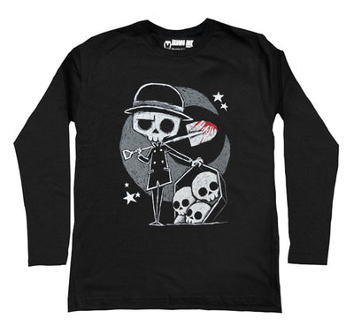The Gravedigger Men Long Sleeve Tshirt