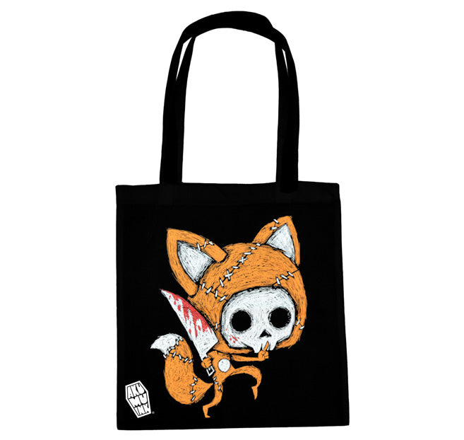 Akumu Ink Bloody Little Secret Tote Bag, bag, Akumu ink, goth, emo