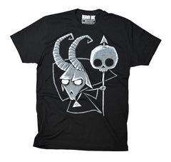 Akumu Ink Baphomet Men Tshirt, Men Shirts, Akumu ink, goth, emo