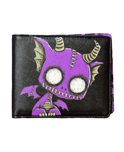 Akumu Ink Immortal Companion Bi-fold Wallet