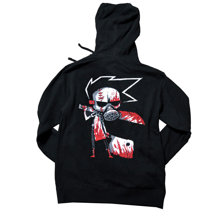 Akumu Ink Butcher III: The Reckoning Unisex FLEECE Hoodie