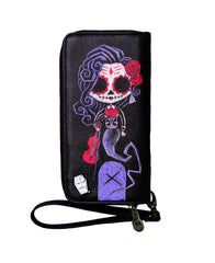 Akumu Ink Timeless Union Long Wallet, Accessories, Akumu ink, goth, emo