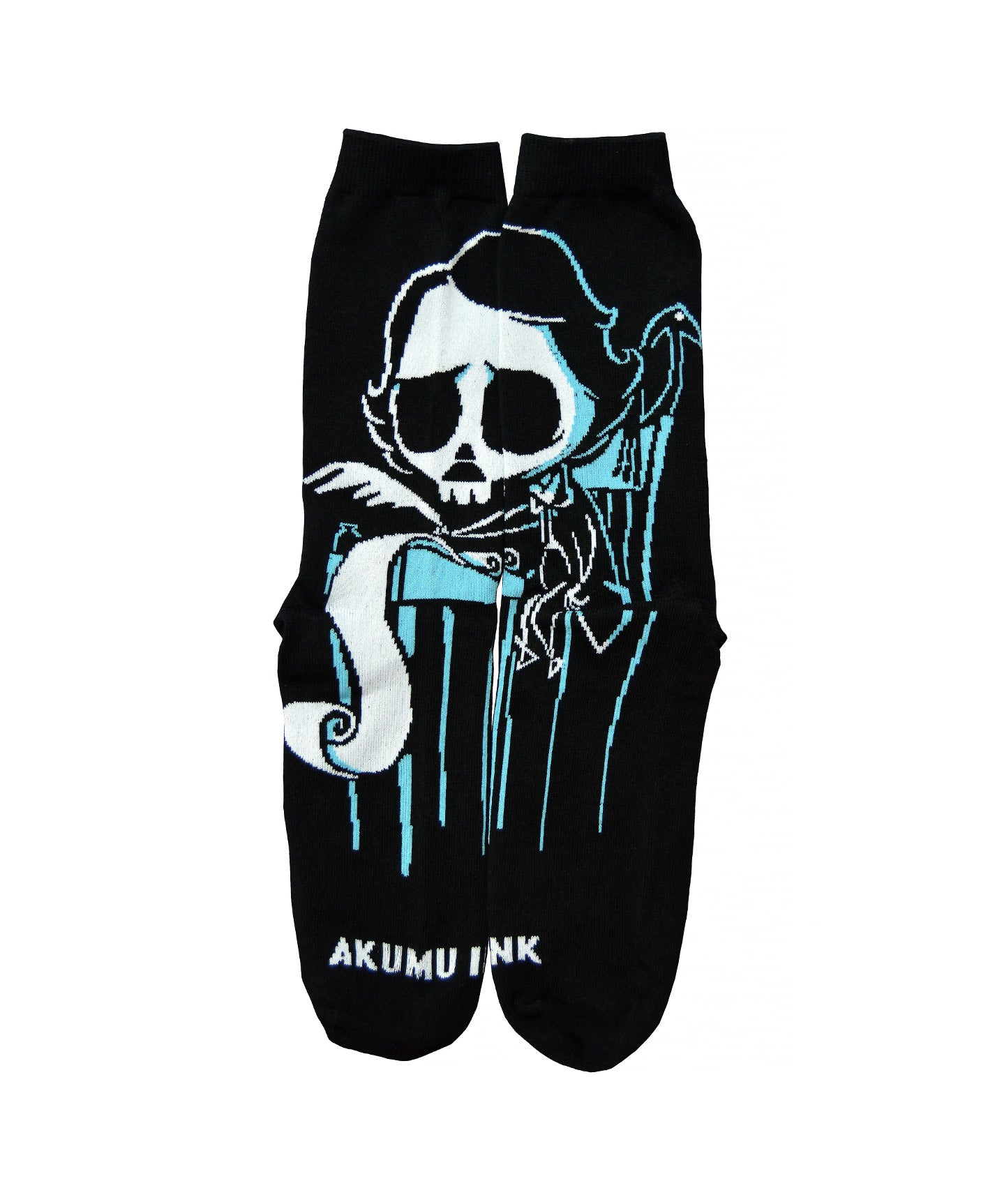 Akumu Ink Lonely Writer Unisex Socks