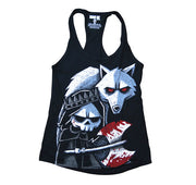 Akumu Ink Conquer Thy Enemy Women Tanktop