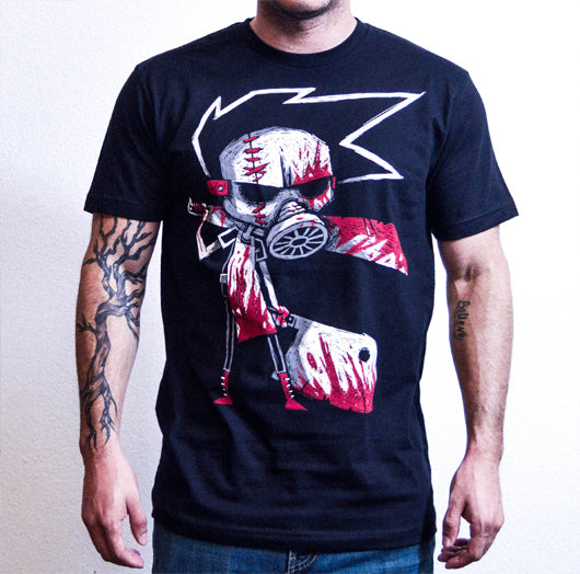 Akumu Ink Butcher III: The Reckoning Men Tshirt, Men Shirts, Akumu ink, goth, emo