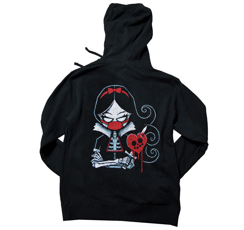 Akumu Ink Revenge is Sweet Unisex FLEECE Hoodie