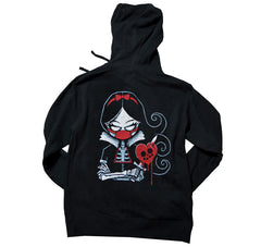 Akumu Ink Revenge is Sweet Unisex FLEECE Hoodie, long sleeve, Akumu ink, goth, emo