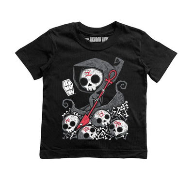 Infernal River Kids Tee, tshirt, Akumu ink, goth, emo
