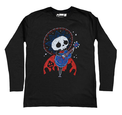 Serenading The Dead Men Long Sleeve Tshirt
