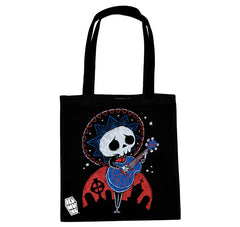 Akumu Ink Serenading the Dead Tote Bag, bag, Akumu ink, goth, emo