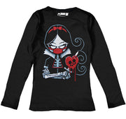 Revenge is Sweet Women Long Sleeve Tshirt, Women Shirts, Akumu ink, goth, emo
