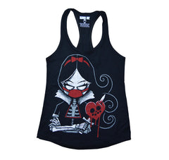 Akumu Ink Revenge is Sweet Women Tanktop, Women Shirts, Akumu ink, goth, emo