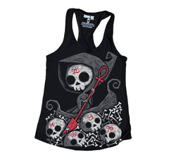 Akumu Ink Infernal River Women Tanktop