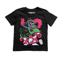 The Caterpillar's Collection Kids Tee, tshirt, Akumu ink, goth, emo