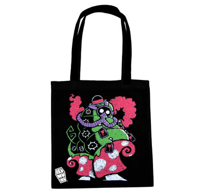 Akumu Ink The Caterpillar's Collection Tote Bag, bag, Akumu ink, goth, emo