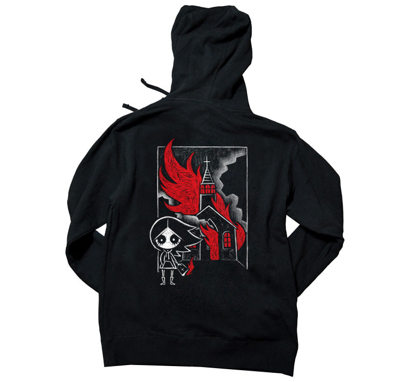 Akumu Ink The Prophecy Unisex FLEECE Hoodie