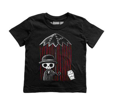 Internal Storm Kids Tee, tshirt, Akumu ink, goth, emo