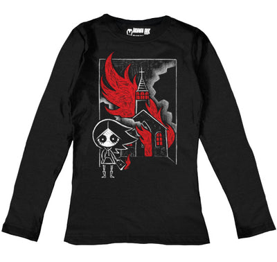 The Prophecy Women Long Sleeve Tshirt