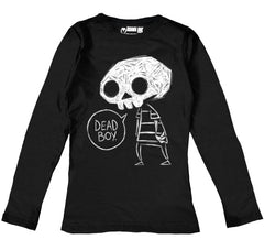 Dead Boy Women Long Sleeve Tshirt