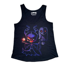 Malicious Intent Women Tanktop, Women Shirts, Akumu ink, goth, emo