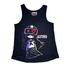 Glitched v2.0 Women Tanktop