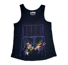 Playground Twins Women Tanktop, Women Shirts, Akumu ink, goth, emo