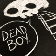 Dead Boy Men Tank, Men Shirts, Akumu ink, goth, emo