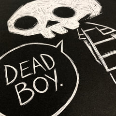 Akumu Ink Dead Boy Men Tshirt
