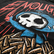ENOUGH! Men Long Sleeve Tshirt, Men Shirts, Akumu ink, goth, emo
