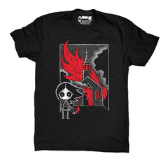 Akumu Ink The Prophecy Men Tshirt