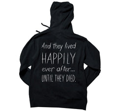 Until They Died Unisex FLEECE Hoodie