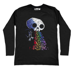 Poison Candy Men Long Sleeve Tshirt
