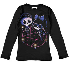 The Devil's Playground Women Long Sleeve Tshirt