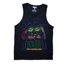 Toil and Trouble Men Tank