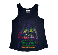 Toil and Trouble Women Tanktop