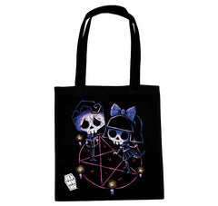 Akumu Ink The Devil's Playground Tote Bag