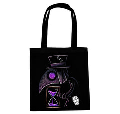 Akumu Ink Plague Seeker II: Running out of Time Tote Bag