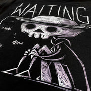 Akumu Ink Waiting Men Tshirt