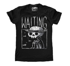 Akumu Ink Waiting Women Tshirt