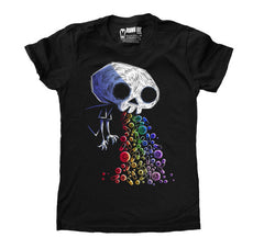 Poison Candy Women Tshirt