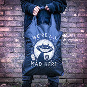 Akumu Ink® All Mad Here Recycled Plastic Tote Bag