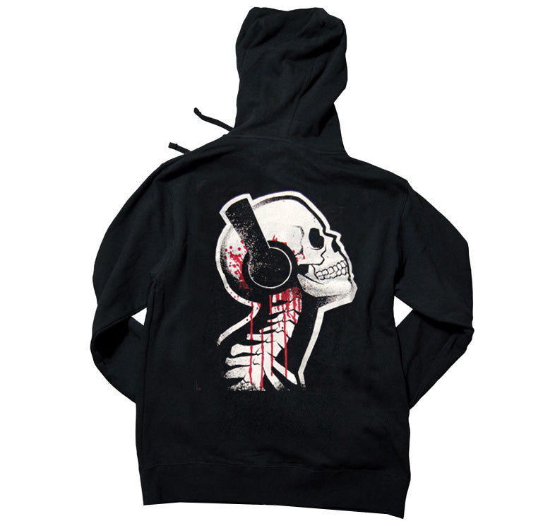 Akumu Ink Tone Death Unisex FLEECE Hoodie
