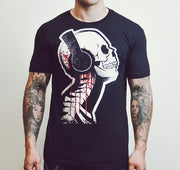 Akumu Ink Tone Death Men Tshirt, Men Shirts, Akumu ink, goth, emo