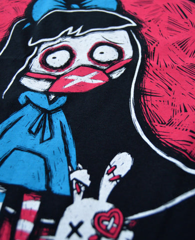 Dead Riding Hood Tshirt