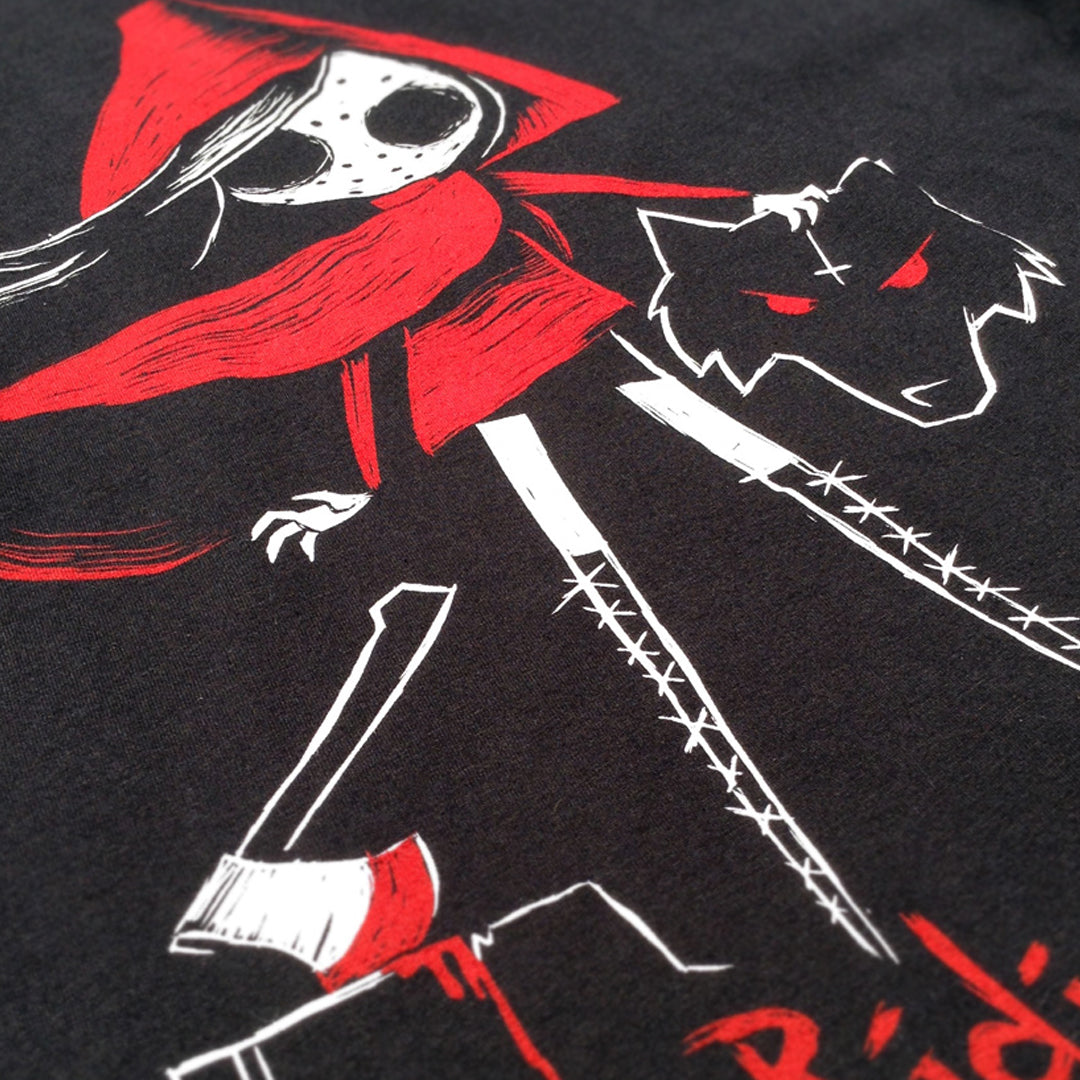 Dead Riding Hood Tee - Akumu Ink Clothing