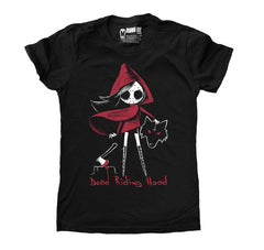 Akumu Ink Dead Riding Hood Women Tshirt